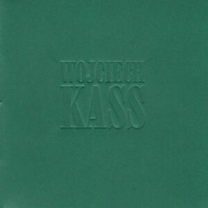 Okładka książki Wojciecha Kassa Nie żałuj głaskania umierającemu