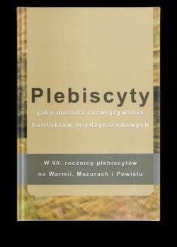 Plebiscyty - praca zbiorowa