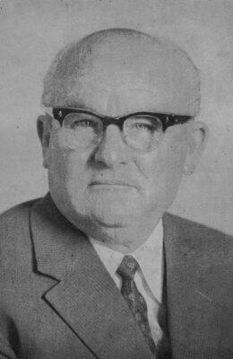 Jan Boenigk - portret
