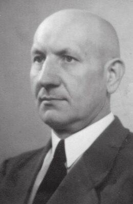 Jan Baczewski - portret