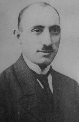 Fryderyk Leyk - portret