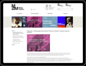 muzeum zamkowe - strona