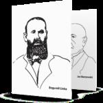 portrety Bogumiła Linki i Jana Baczewskiego