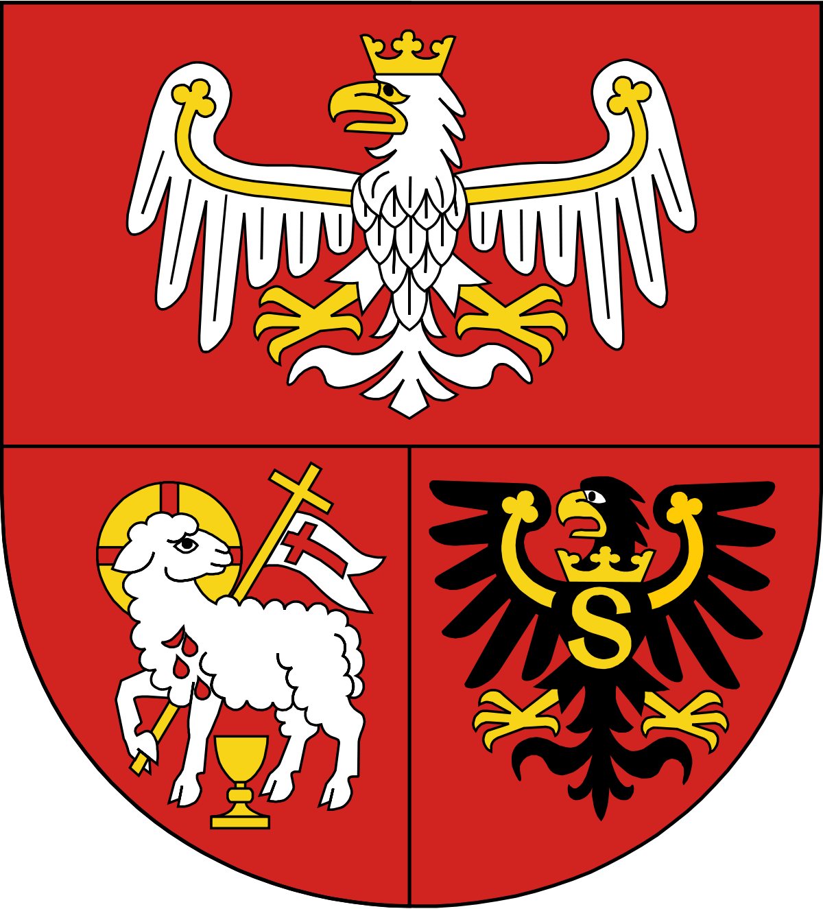 Herb województwa warmińsko-mazurskiego